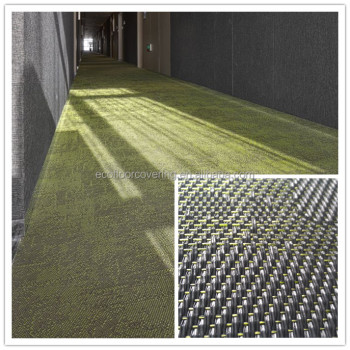 pvc bolon vinyl flooring woven pvc flooring roll and woven vinyl flooring  tile from ECO BEAUTY