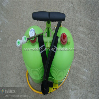 Automatic Air Lock Sprayer