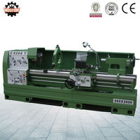 China Hoston best selling CE Large Spindle Bore Lathe