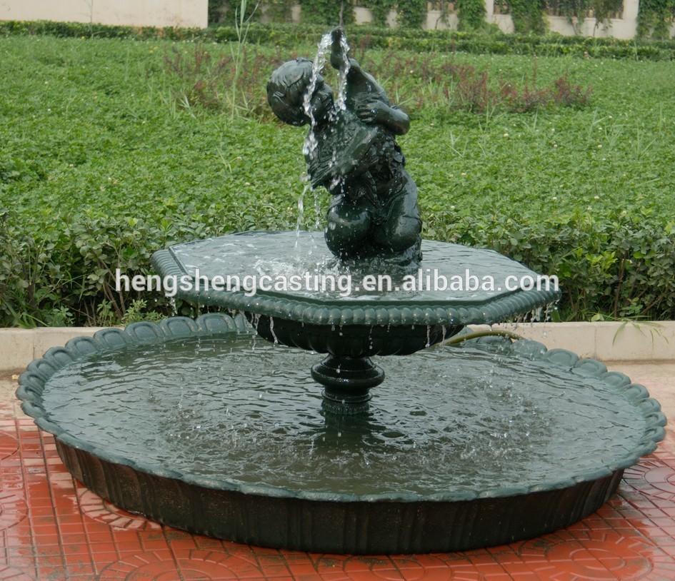 tipo de jardn fuente de agua fuente de agua resina fuente de agua