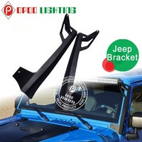 Factory Price jeep wrangler accessories,Jeep JK Windshield mounting bracket jeep wrangler accessories