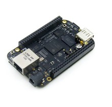 New 도착 Beaglebone Black Rev C 4 기가바이트 eMMC AM335x Cortex-A8 Single Board Leonardo 대 한 Uno R3 Beaglebone Black Board