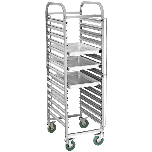 Restaurant food trolley/Bakery trolley/stainless steel trolley