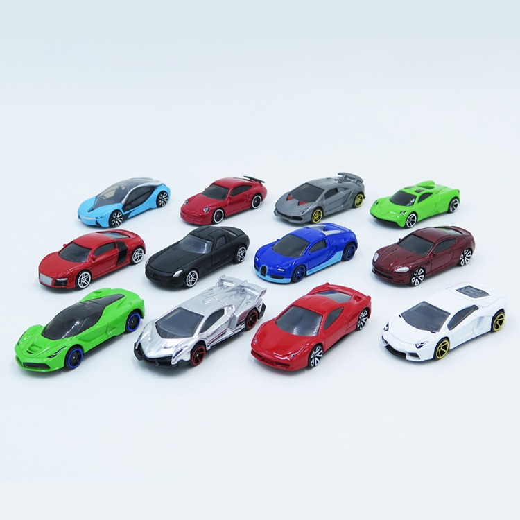 Car Toys Product : Hot sell free wheels diecast model bulk alloy toys