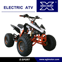 Kids electric mini ATV 4 wheel best serlling atv quad cheap for hot sale
