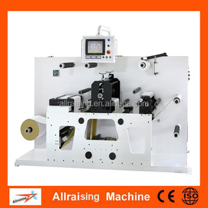 OR-HS-320 quality insured die-cutting machine price/auto adhesive label die cutting machine