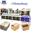 Mic-CLS drop type pet bottle automatic carton box packing machine
