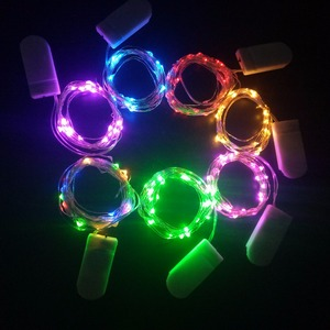 factory outlets 2m 20LED led copper string lights for cakes decoration