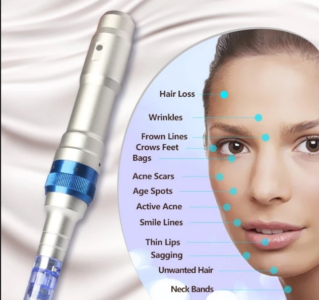 Automatic Dr Pen Dr. Pen Ultima A6 Micro Needling Pen for Beauty Clinic Use