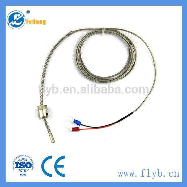 models screw thermocouple for food industry k type surface rtd pt100 temp sensor