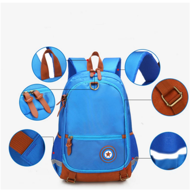 Osgoodway12 Children School Bags For Girls Boys Orthopedic Backpack Kids Backpacks schoolbags Primary School backpack Kids