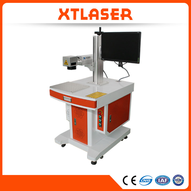 jewlery laser fiber marking machine with Small Dimension, Low Weight, Freight Saving,Trade Assurance