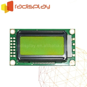 8X2 Backlight Driver Board 0802 Character Lcd Display Module