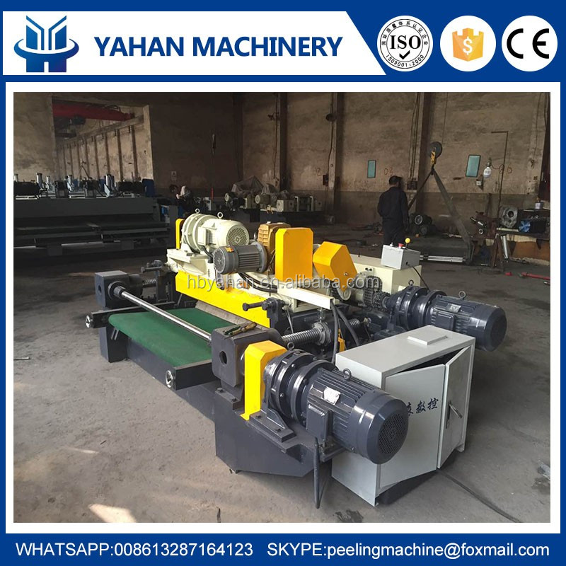 Wholesale In China rotary lathe for plywod venner