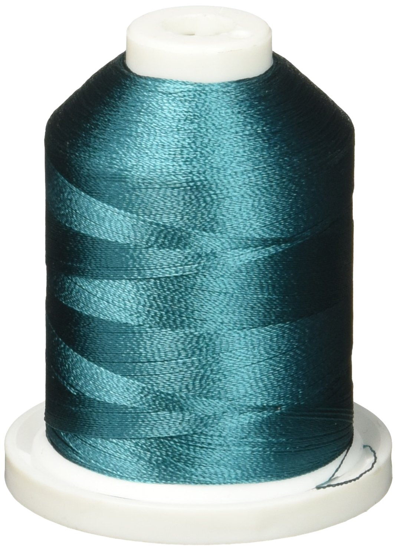 Robison-Anton Rayon Super Strength Thread, 1100-Yard, Pro-Teal