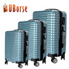 UBORSE suitcase sets 3 pcs,hand luggage case 20inch 24inch 28inch luggage trolley
