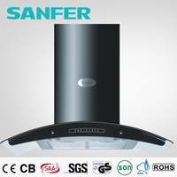 China suppliers new style broan range hood led light/decorative range hood price