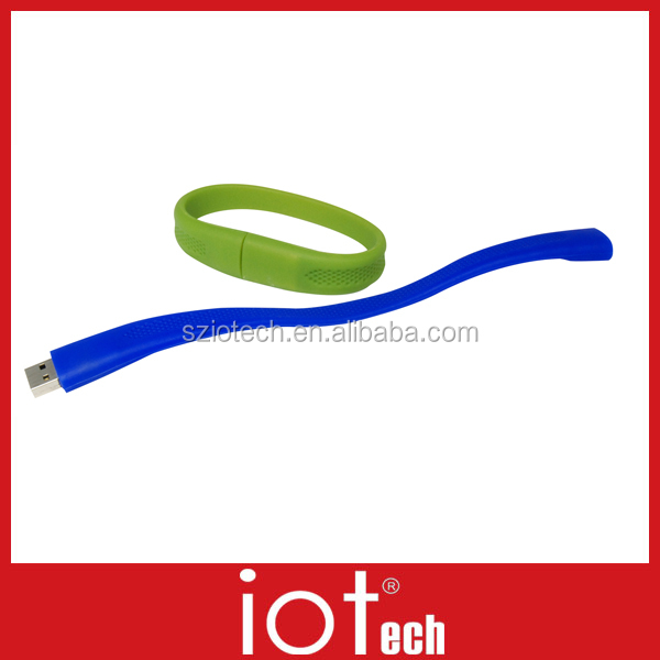 Wholesale Price 256GB Bracelet USB Flash Memory Stick