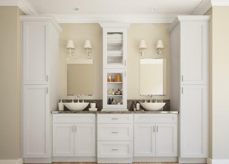 Bathroom Accessories Set Hot Cabinet