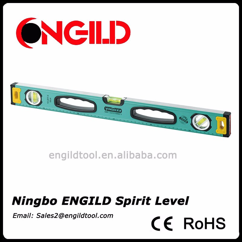 magnetic alu level
