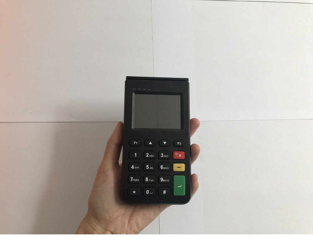 GPRS Mini POS Terminal with NFC for Credit / Debit Card Visa MasterCard  Payment Mobile POS Device