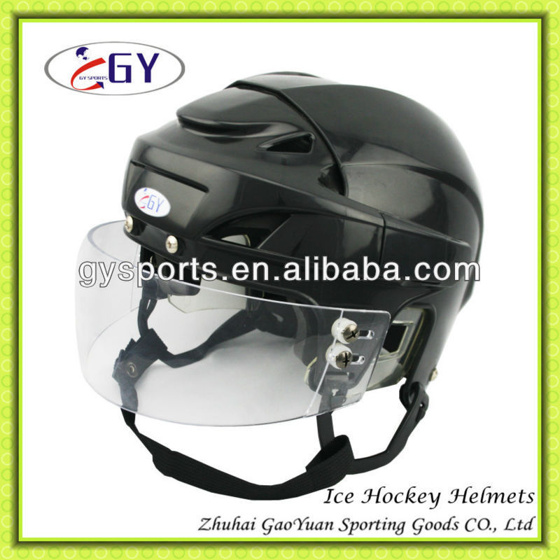 CE Approved 2013 hight quality specialized ice hockey helmets for sale With Visor