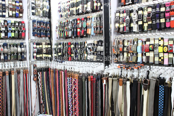 Garment Accessory Factory Custom Print Elastic Suspenders