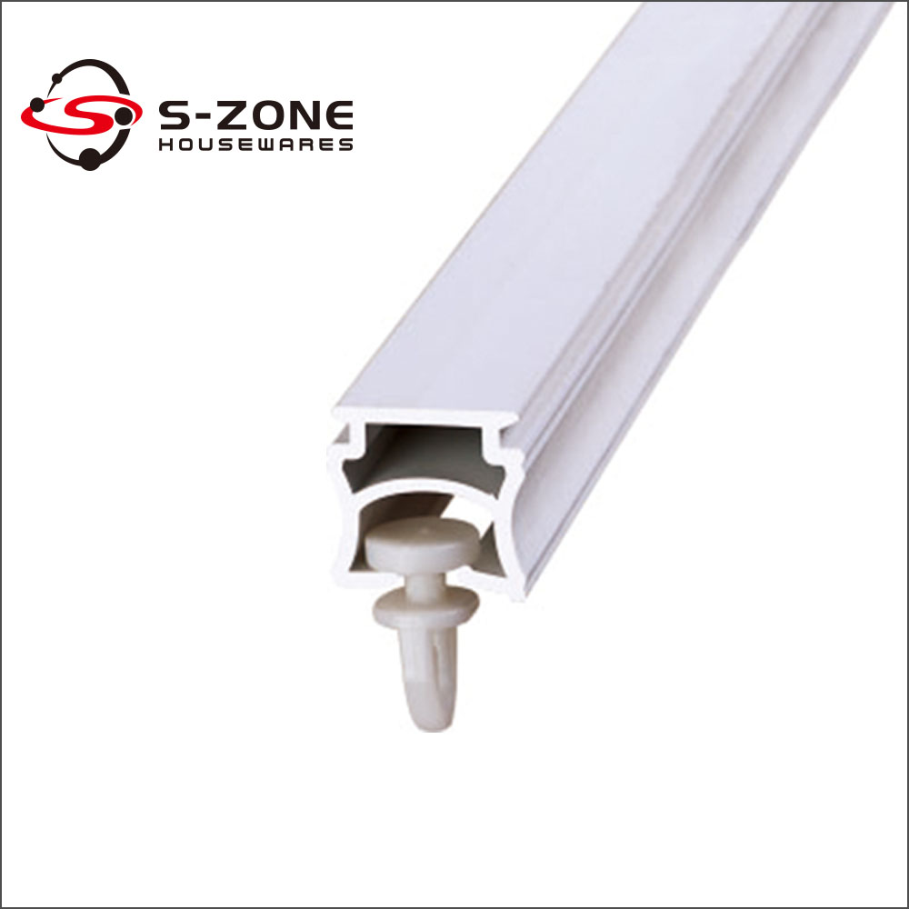 Double Rail Curtain Track Accessories Plastic - Buy Pvc Window ... for Curtain Rail Accessories  1lp1fsj