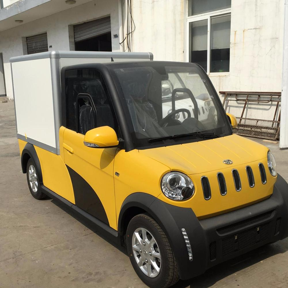 High Speed Chinese Mini Electric Van Car Made In China Cheap Price