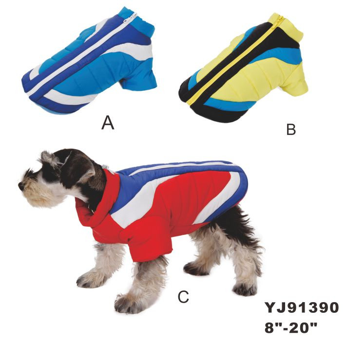 2016 hot sale customized size and pattern dog Clothes