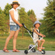 Wholesale Easy Folding Light weight Magic Baby Stroller with Safety Rim