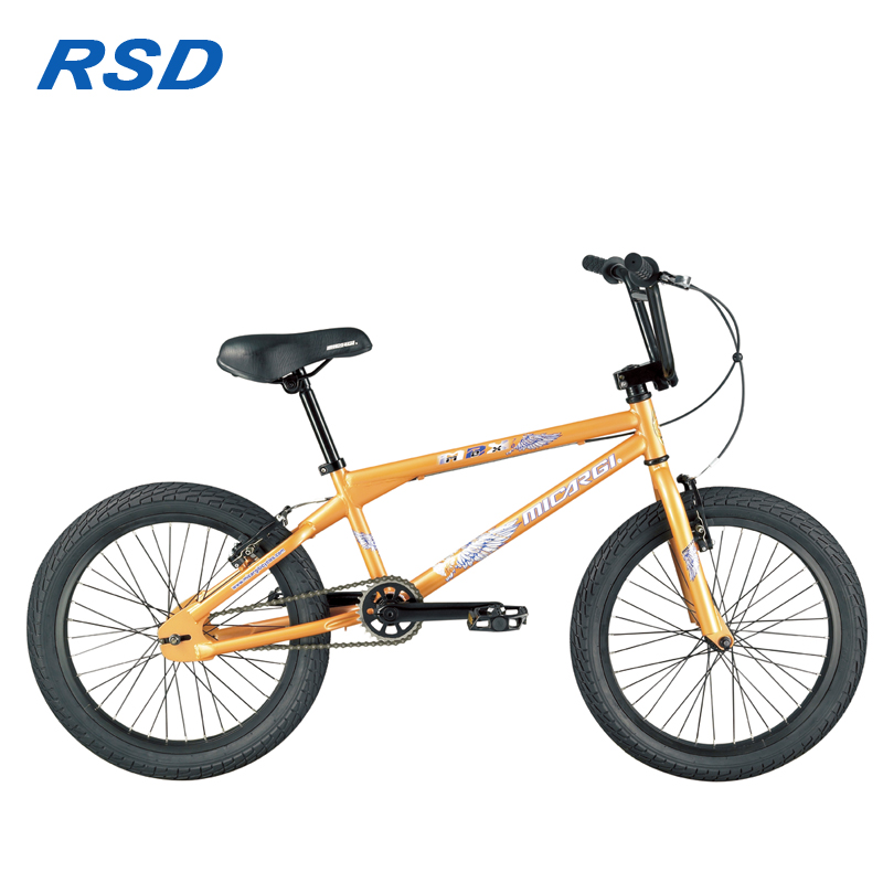 Good 20 inch aluminium freestyle steel frame stunt bike for jump/children fashion BMX bicycle/freestyle bmx bike from China