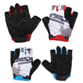 Unisex Cycling Half Finger Bike Shockproof Sports Antiskid Glove breathable fitness Gloves Bicycle Sports Half Finger