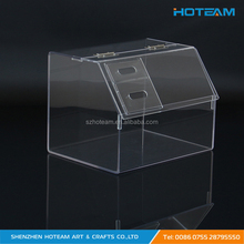 Perfectly Plain Collection Food Grade Clear Acrylic Candy Bins