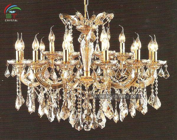 Kristall Und Kronleuchter Böhmen ~ Kronleuchter chandelier palme böhmen bohemia jugendstil kristall