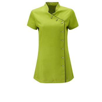Cotton modal beautician uniform spa uniform buy spa for Spa uniform alibaba