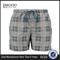 MGOO Quick Dry Men Shorts Brand Summer Casual Clothing Swimwears Beach Men's Surf Board Shorts
