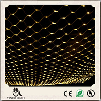 Wholesale OutDoor Christmas Waterproof High Quality Warm White Led Net Light