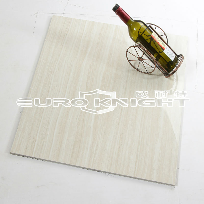 polished and matte finish wood grain 3d wall and floor ceramic tile