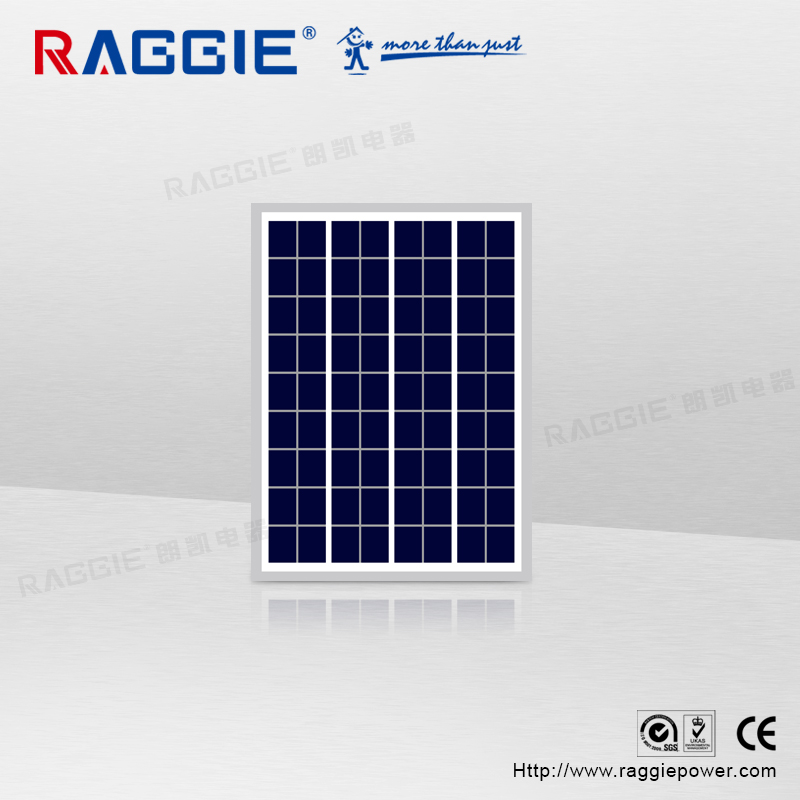 RAGGIE 10W A Level Portable Poly Solar Panel