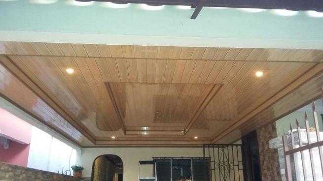 Laminas pvc cielo raso en pvc alta calidad cielo raso pvc for Laminas para techos interiores