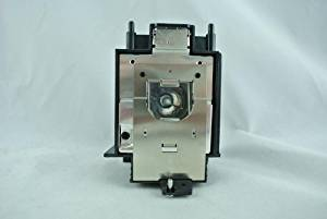 IET Lamps with 1 Year Warranty Power by Phoenix Genuine OEM Replacement Lamp for Sharp PG-D3750W Projector