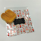 Recycle Accept Custom LDPE Plastic ziplock Bag for biscuits bread candy bag