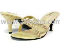Ladies Shoes .. Diamante Upper