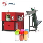 plastic small PET salt bottle flavor seasoning bottle making on blow molding machine TONVA good price