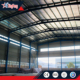 hot prefabricated plants/steel warehouse/Eps cement sandwich wall panel insulated prefab workshop barns construction