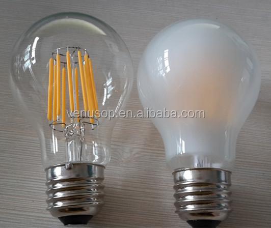 Etl Led Sapphire 2700k A60 Led Filament Bulb Dimmable A19 Led ...
