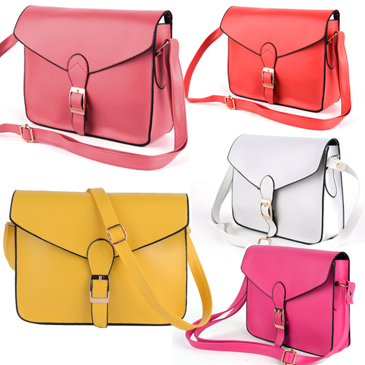 Lady Designer Satchel Shoulder Bags Messenger Purse Handbag Tote ...