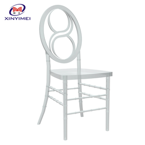 Luxury dubai event polycarbonate transparent ghost wedding chivalry chair