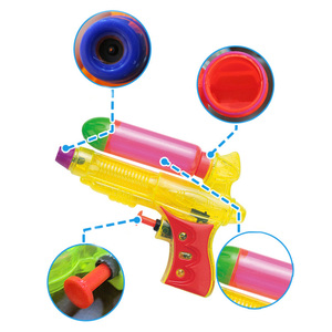 China most popular products mini plastic toy guns massive water pistol